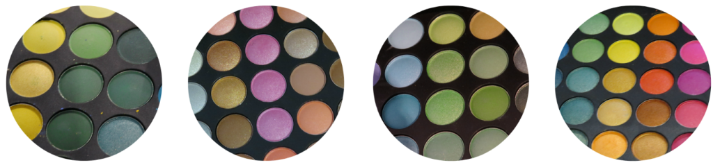 Palette pb cosmetics make up maquillage pas cher